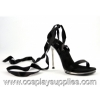 CHIC-14 Black/Satin